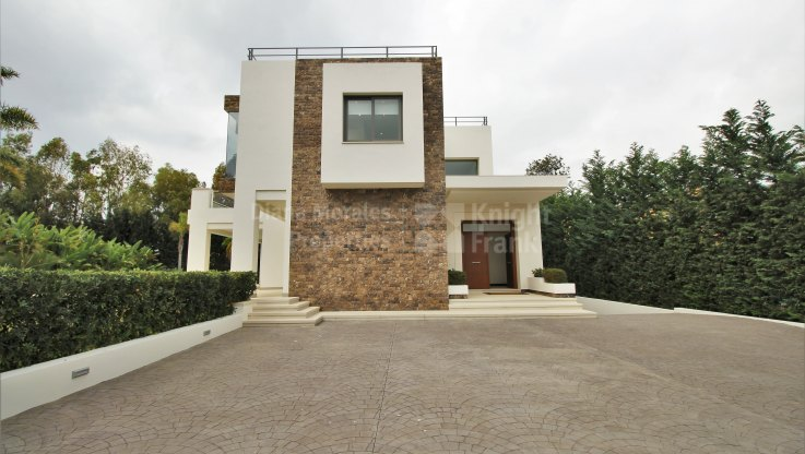 Villa in Casasola - Villa for sale in Casasola, Estepona