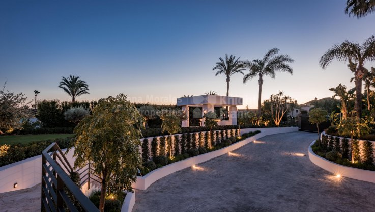 Contemporary New Villa in Sierra Blanca - Villa for sale in Sierra Blanca, Marbella Golden Mile