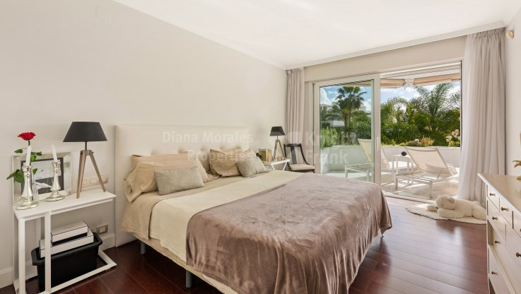 Prime Golf Location - Apartment for sale in Los Granados Golf, Nueva Andalucia