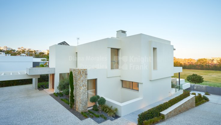 Spectacular Villa - Villa for sale in Capanes Sur, Benahavis