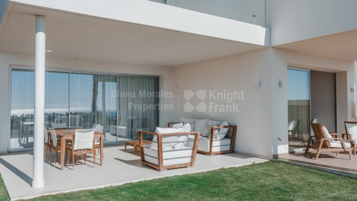 Spacious Villa-like Apartment on the Hills - Apartment for sale in Benahavis