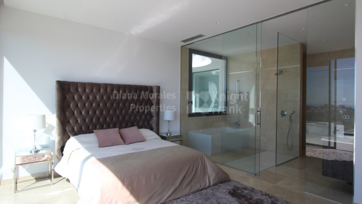 Brand New Villa in Capanes Sur - Villa for sale in Capanes Sur, Benahavis