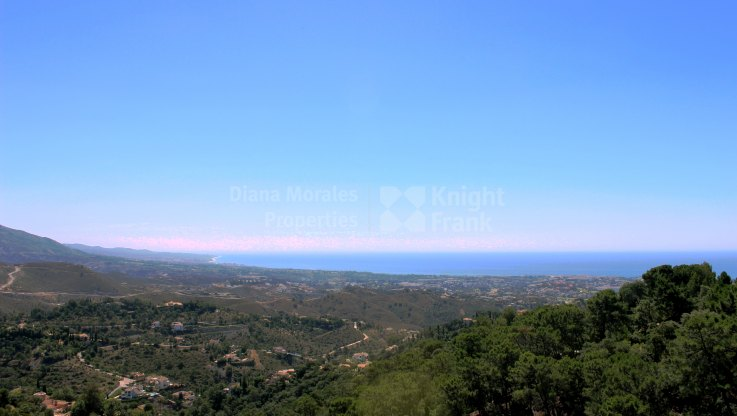 La Zagaleta, Plot with beautiful views