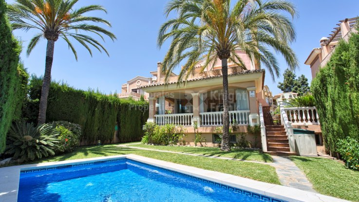 Marbella city, Convenient Family Home