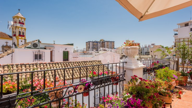 Marbella Centro, Unique Property in Marbella Old Town