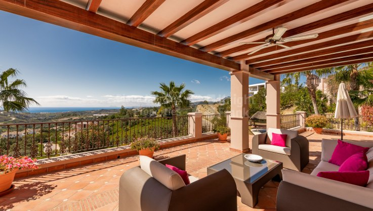 Marbella Club Golf Resort, Villa in prestigious address with amazing views