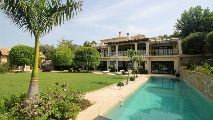 Unique and Desirable Villa - Villa for sale in La Zagaleta, Benahavis