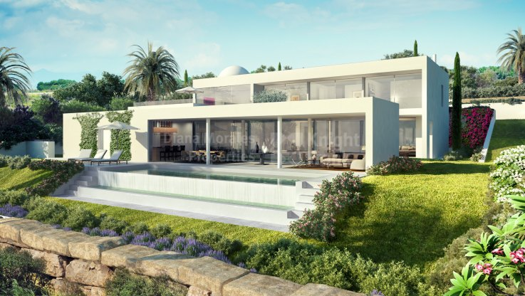 Design Villa near Golf Course - Villa for sale in Casares