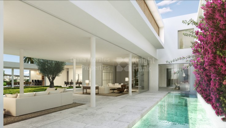 Casares, Design Villa near Golf Course