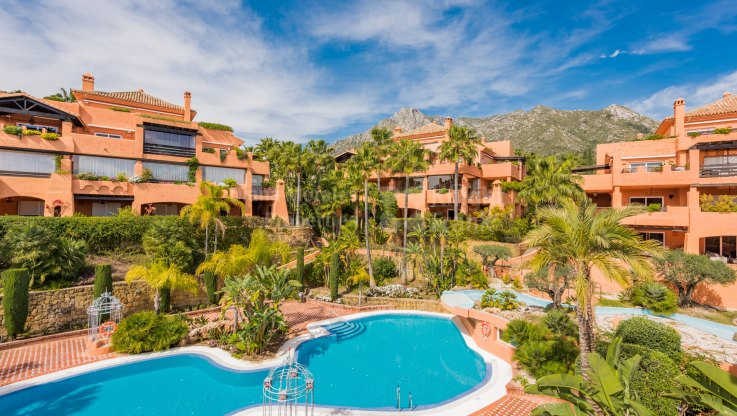 Marbella Golden Mile, Apartment in Lagos de Sierra Blanca