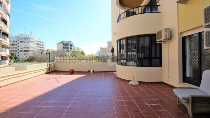 Pied a terre in Marbella town - Apartment for sale in Marbella Centro, Marbella city