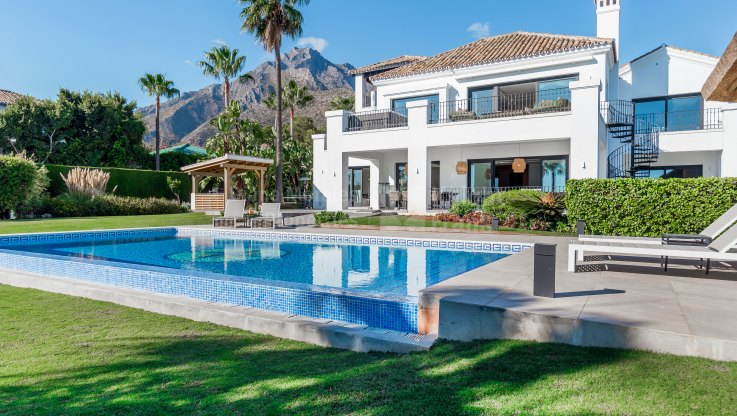 Sierra Blanca, Fantastic Villa In Prime Location