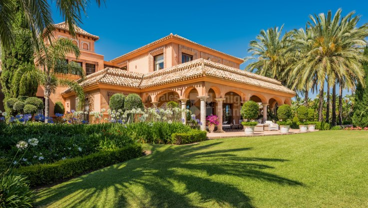 Designed to Perfection - Villa for sale in Sierra Blanca, Marbella Golden Mile