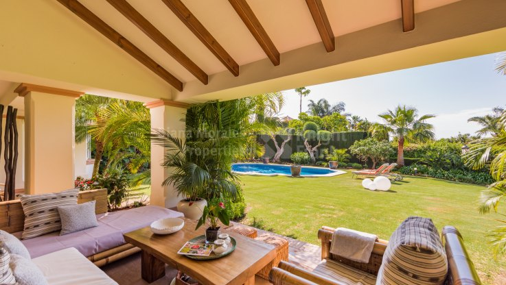 Great Family Home - Villa for sale in Altos Reales, Marbella Golden Mile