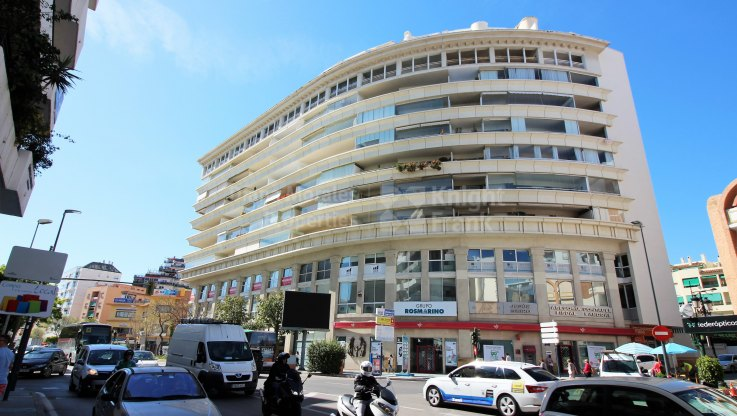 Marbella Town, Two Bedroom Apartment in Marbella Centre