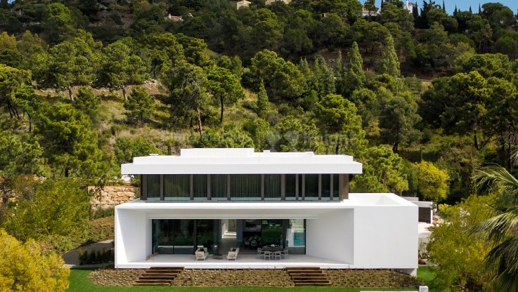 La Reserva de Alcuzcuz, Brand-new contemporary villa with panoramic sea views