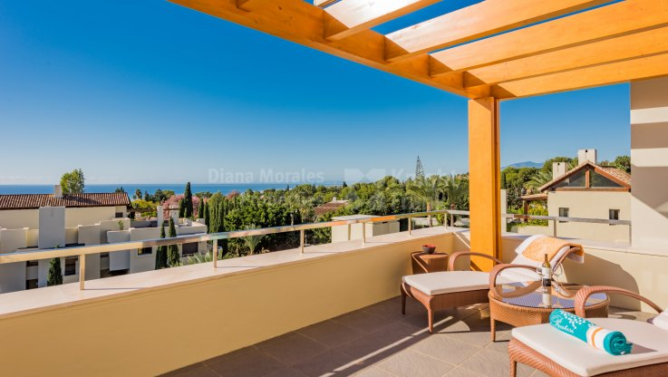 Marbella Golden Mile, Exclusive Penthouse in Imara