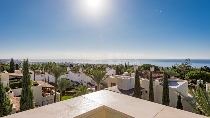 Exclusive penthouse in Imara - Duplex Penthouse for sale in Imara, Marbella Golden Mile