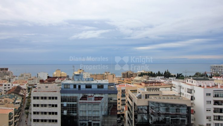 Marbella Centro, Sea Views and Great Location