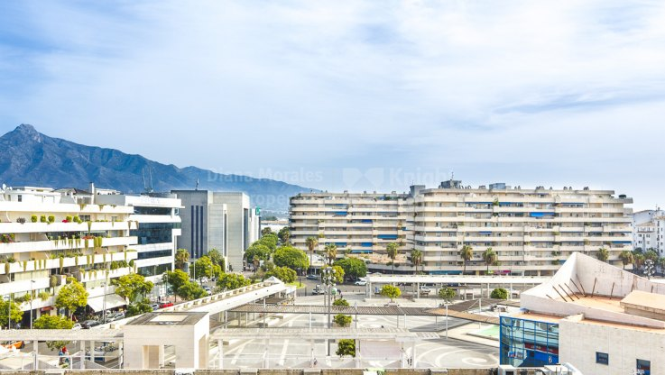 Marbella - Puerto Banus, Penthouse in unbeatable location