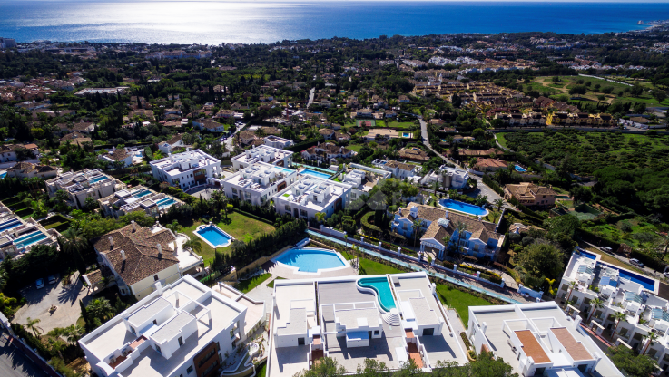 Marbella Golden Mile, Attractive duplex penthouse on the Golden Mile, Marbella
