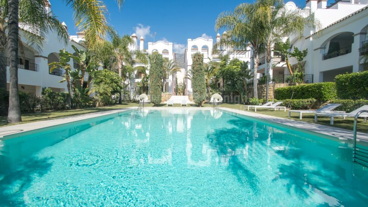 Marbella Town, Convenient Apartment in Quiet Development