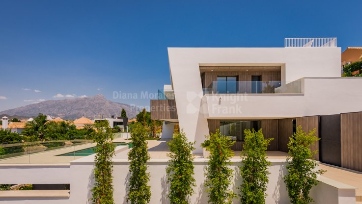 Newly Built Modern Villa in Los Naranjos Golf - Villa for sale in Los Naranjos Golf, Nueva Andalucia