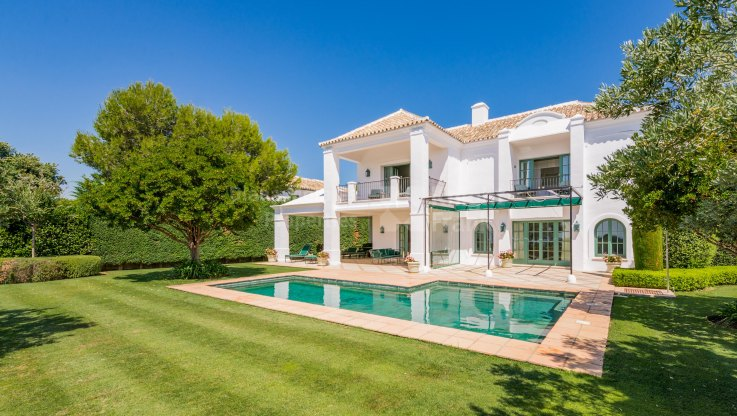 Finca Cortesin, Charming golfside retreat in privileged location