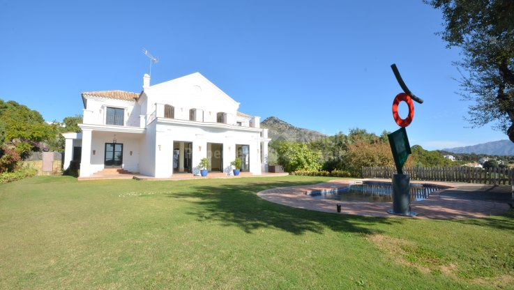Villa in Marbella Club Golf Resort