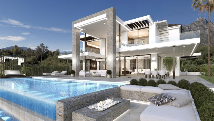 Villa en la Milla de Oro de Marbella - Villa for sale in Altos de Salamanca, Marbella Golden Mile