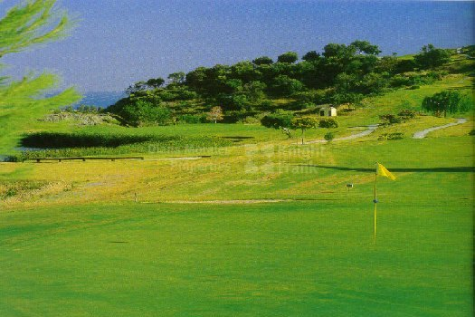 Benahavis, Frontline Golf Building Land close to Marbella