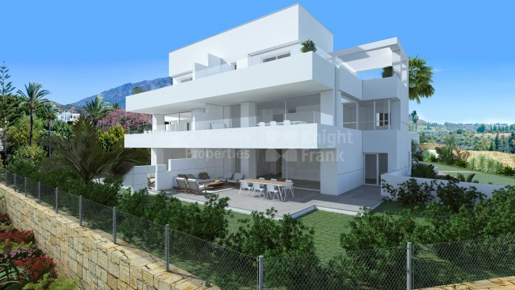 Ground Floor Apartment in La Quinta Golf Resort - Ground Floor Apartment for sale in La Quinta Golf, Benahavis