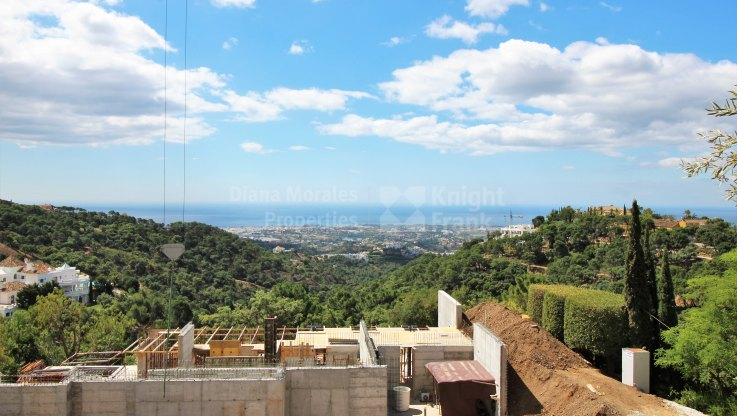 Cutting- edge Villa Project in La Zagaleta - Villa for sale in La Zagaleta, Benahavis
