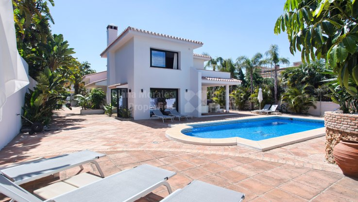 Absolutely Charming - Villa for sale in Los Monteros, Marbella East