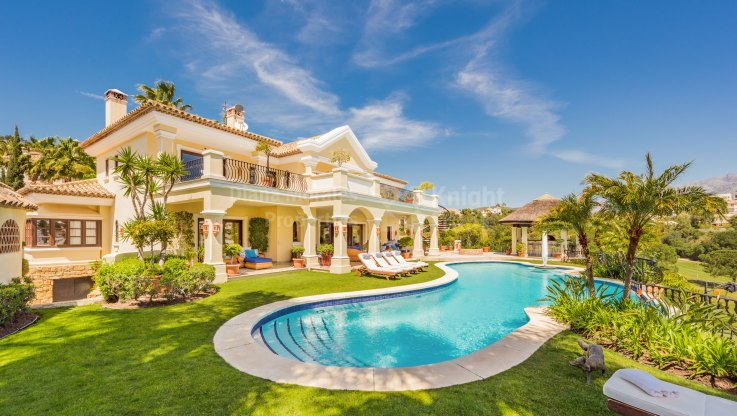 La Quinta Golf, Spectacular Residence with Sea and Golf Views