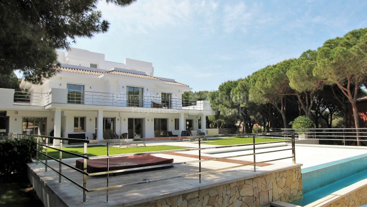Elegant Villa in Hacienda Las Chapas - Villa for sale in Hacienda las Chapas, Marbella East