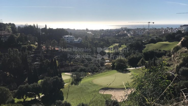 Los Flamingos Golf, Building Land in New Golf Estate near Marbella