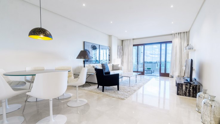 Great Apartment in privileged location - Apartment for sale in Doncella Beach, Estepona