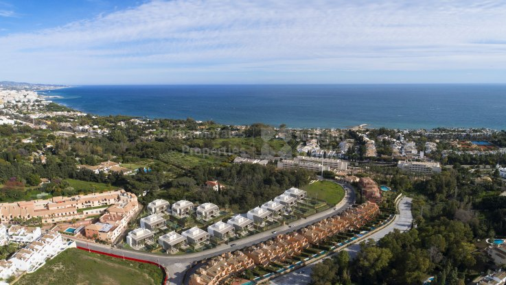 Marbella Golden Mile, Villa dans le Mile d'or