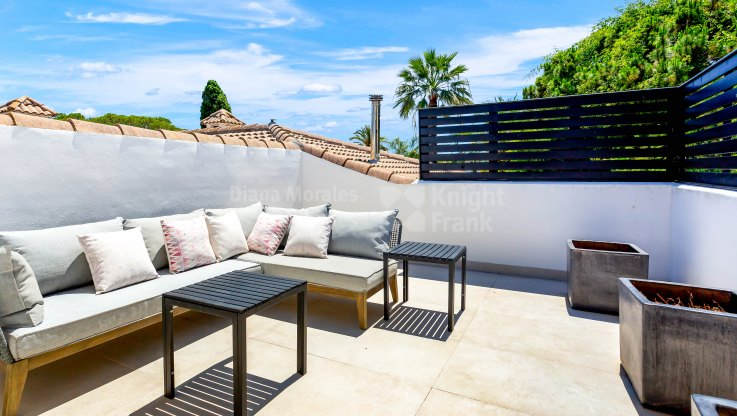 Family villa in Las Brisas - Villa for sale in Las Brisas, Nueva Andalucia