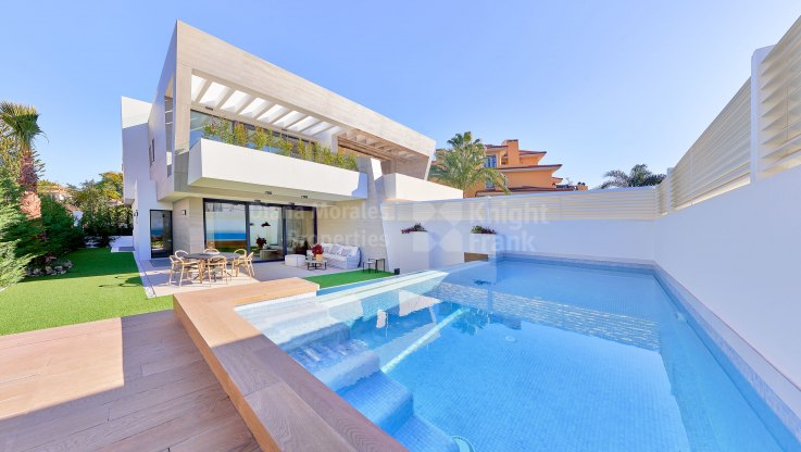 Ventura del Mar, Nice semi-detached house near the beach