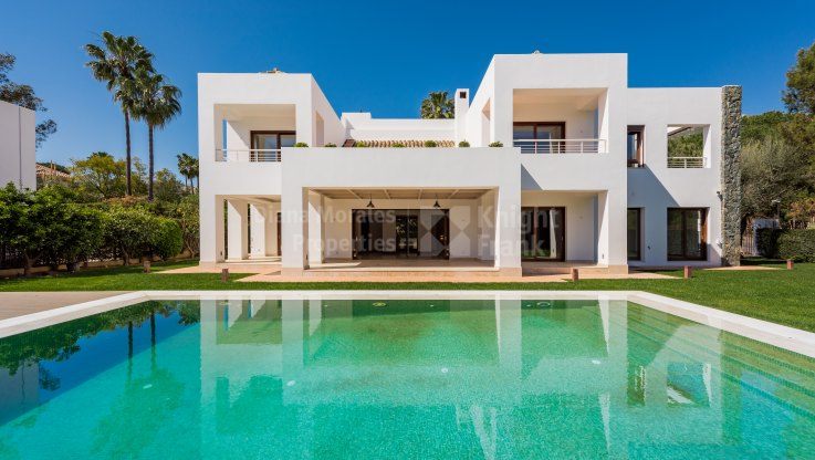 Villa à vendre à Altos Reales, Marbella Golden Mile