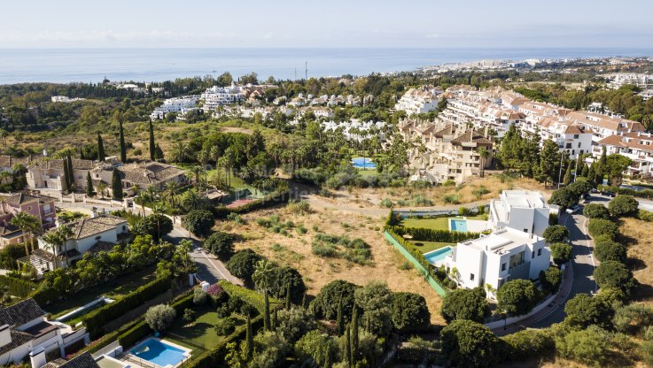 Las Lomas del Marbella Club, Plot for sale in Lomas del Marbella Club