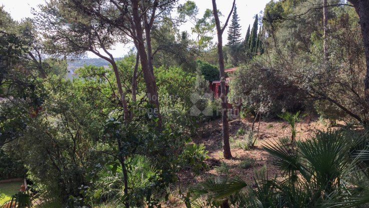 Plot over the hills of Marbella - Plot for sale in La Montua, Marbella city