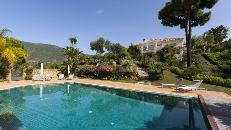 La Zagaleta, Imposing villa in sought after estate
