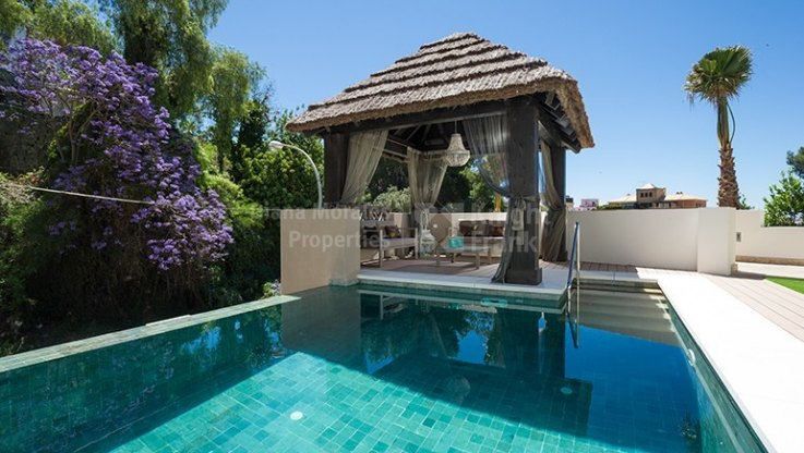 Marbella Centro, Villa in the centre of the town