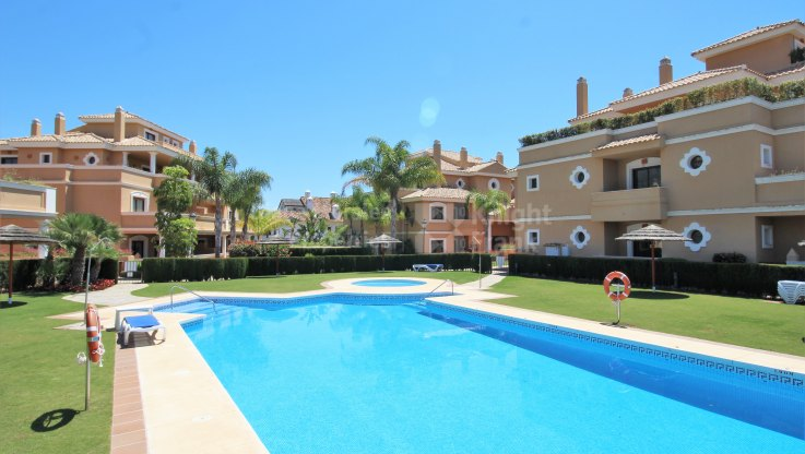 La Quinta del Virrey, Ground floor apartment in the Golden Mile