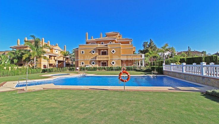 La Quinta del Virrey, Duplex penthouse in the Golden Mile