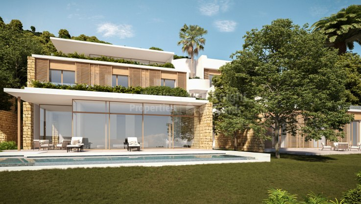 Penthouse in luxury resort - Penthouse for sale in Finca Cortesin, Casares