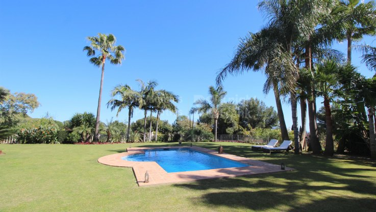 Cosy villa on the Golden Mile - Villa for sale in Sierra Blanca, Marbella Golden Mile